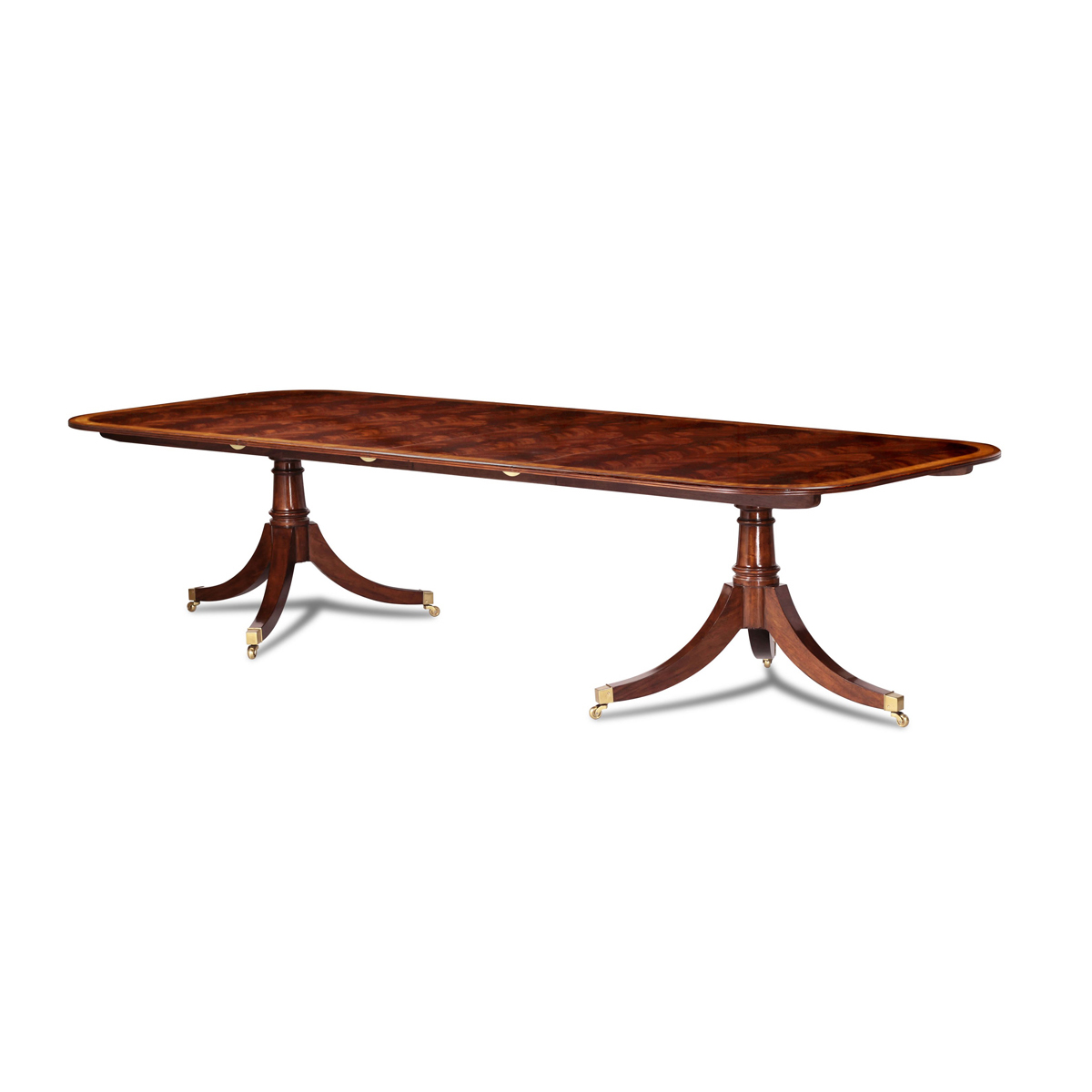 dining tables tables reproduction of an antique english mahogany two