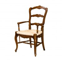 Reproduction French Provincial Armchair