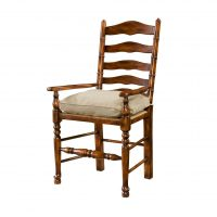 Reproduction Ladderback Armchair