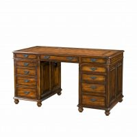 Reproduction Pedestal Desk