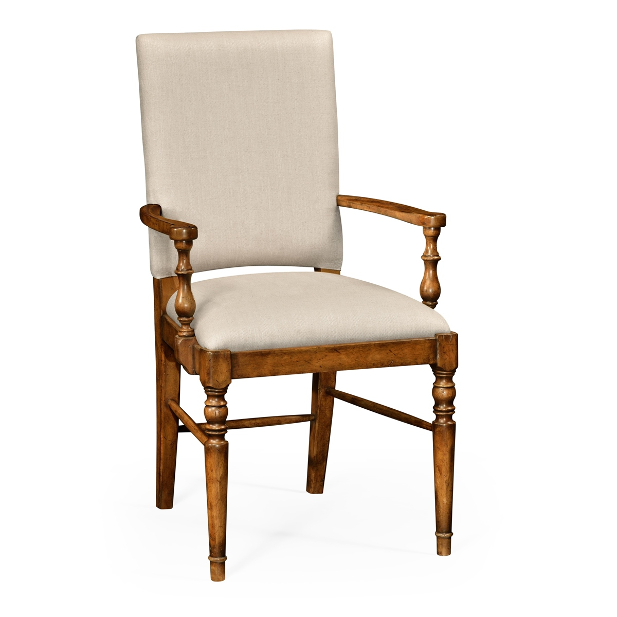 Reproduction English Walnut Dining Chair - Reproduction English Walnut Dining Chair English Antiques