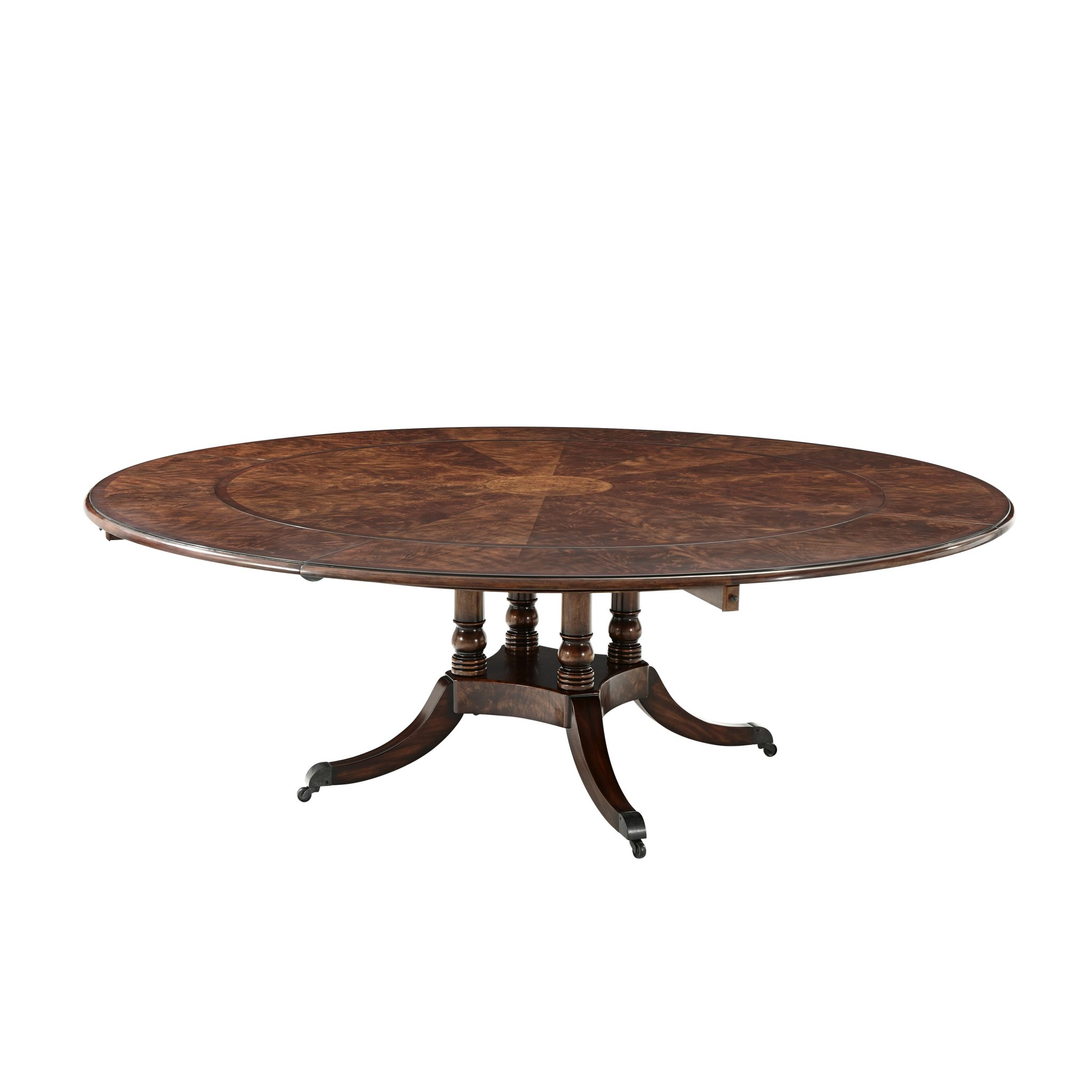 Reproduction Dining Tables Image collections Dining  : 25008 reproduction large circular dining table 1 from sorahana.info size 4104 x 4104 jpeg 2640kB